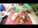 Повна тарілка пундиків (якість відео на жаль погана)