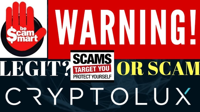 Cryptolux ICO SCAM! Analytical Cryptolux.io Review Exposed! (Proof Attached)