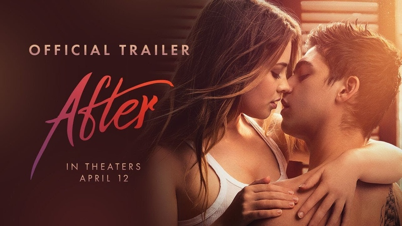 AFTER | OFFICIAL TRAILER - In Theaters April 12
