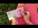 Книжка малышка для девочки 3м