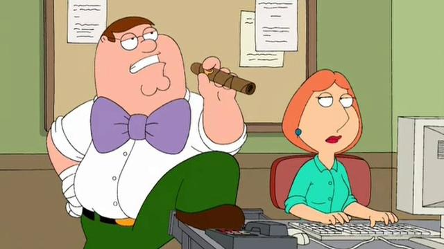 Family Guy | Гриффины (5 Сезон, 5 Серия) - Отдыхай, пока жена за тебя работает (Filiza Studio)