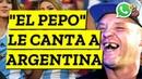 El Pepo le canta a la Selección Argentina (Letra) Rusia 2018
