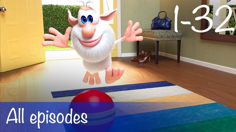 Booba - Compilation of All 32 episodes Bonus - Cartoon for kids