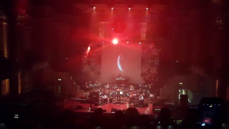 Hawkwind in Concert Leeds Towm Hall 20th Oct 2018 2