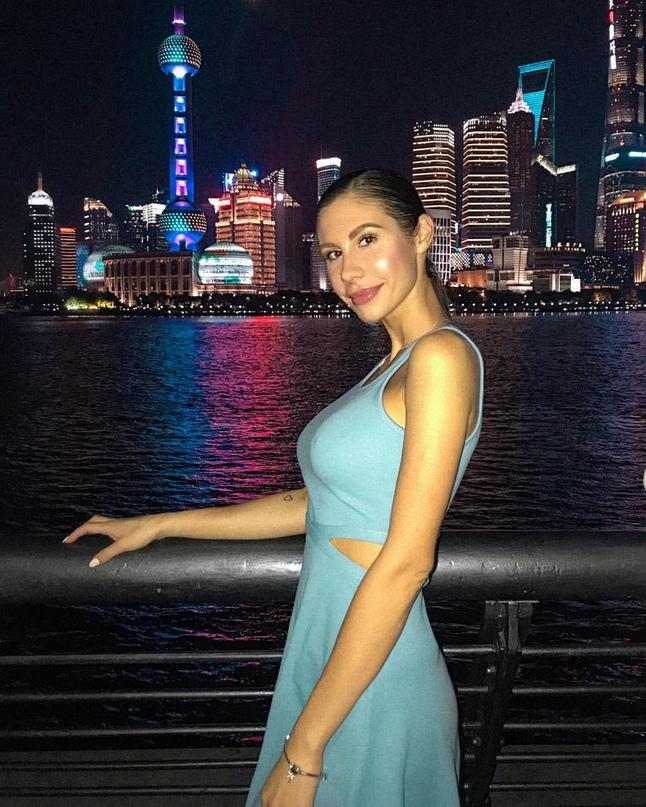 Юлия Ковалёва   Hong Kong