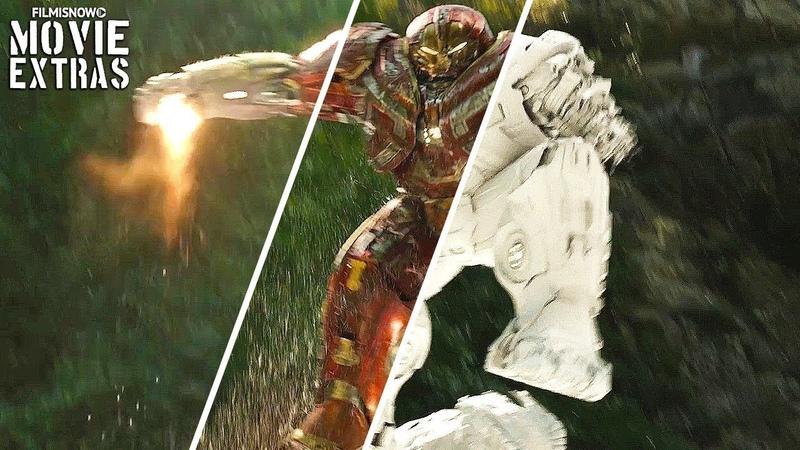 AVENGERS: INFINITY WAR | VFX Breakdown by Digital Domain (2018)