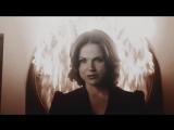 Regina Mills | Angel on Fire | Реджина Миллс | Однажды в Сказке