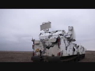 Освоение арктических ЗРК «Тор-М2ДТ» зенитчиками Северного флота в Ейске