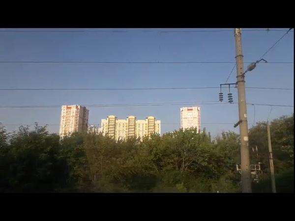 Поездка на Поезде 310С Адлер Воркута из Туапсе Пасс в Кожву 1