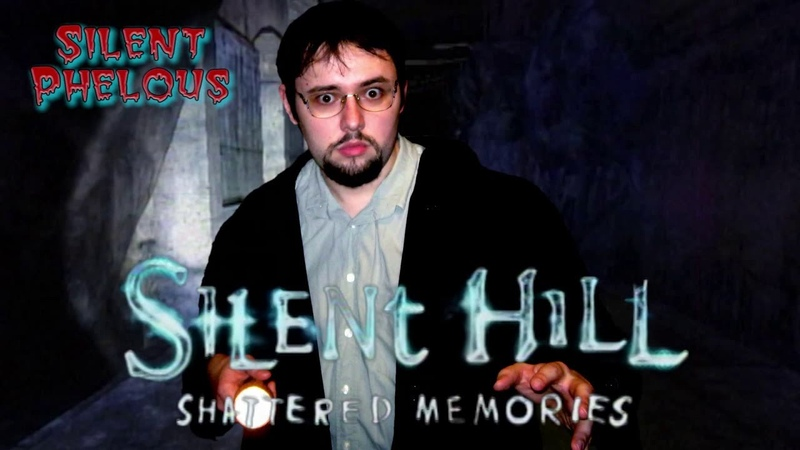 Silent Hil Shattered Memories Phelous rus vo
