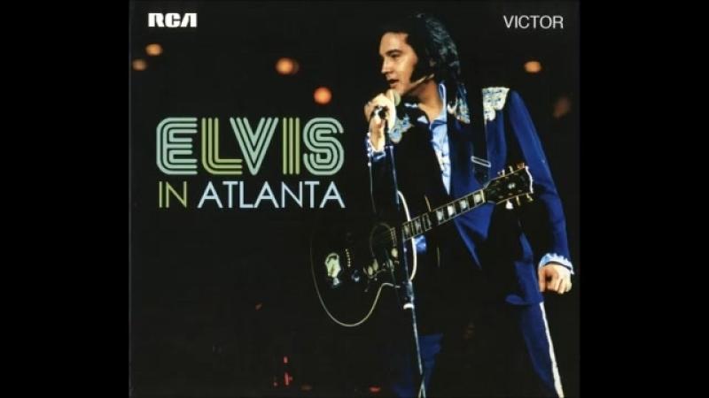 Elvis Presley - Elvis in Atlanta April 30, 1975 Full Album CD 1 FTD