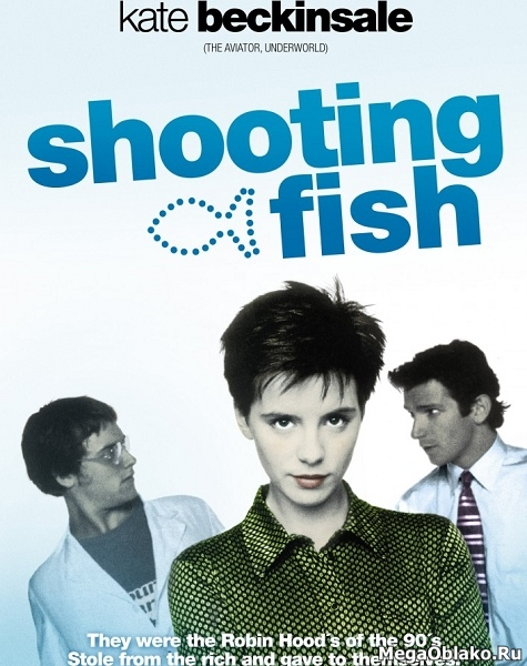 Надувательство / Shooting Fish (1997/WEB-DL/WEB-DLRip)