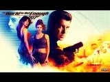 James Bond. - Garbage - The World Is Not Enough (007 Official Video).