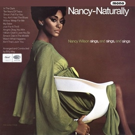 Nancy Wilson альбом Nancy Naturally