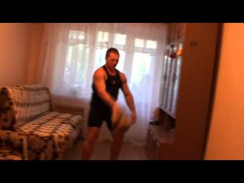 3 breathing cycles in slow LC - RGSI kettlebell workout