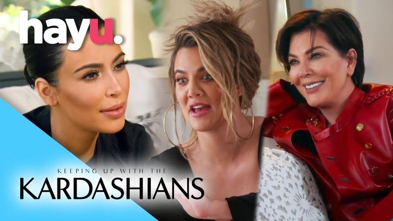 Sh*t The Kardashians Say | Keeping Up With The Kardashians