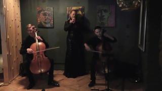 Cello Voice Trio (After dark cover)