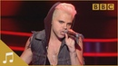 Vince Kidd performs 'Like a Virgin' - The Voice UK - Blind Auditions 2 - BBC One
