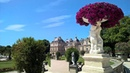Luxembourg Gardens, Paris [4K]