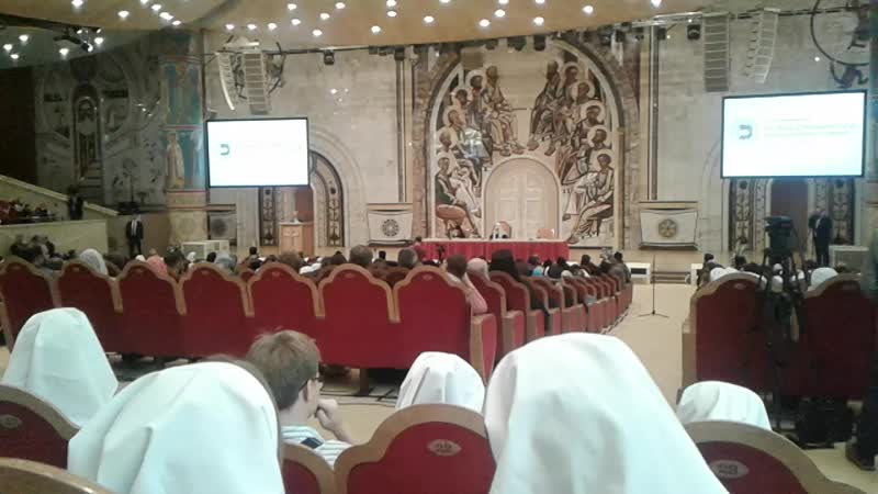 8 общецерковный съезд по социальному служению