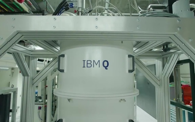 The Sounds of IBM Q. · coub, коуб