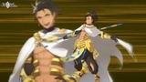 FateGrand Order - Sixth Singularity Camelot Ozymandias Noble Phantasm