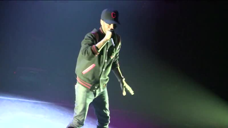 Kid Cudi - Already Home, Down Out, Dat New New (LIVE)