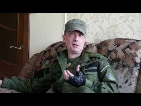 Геннадий Дубовой о войне на Донбассе