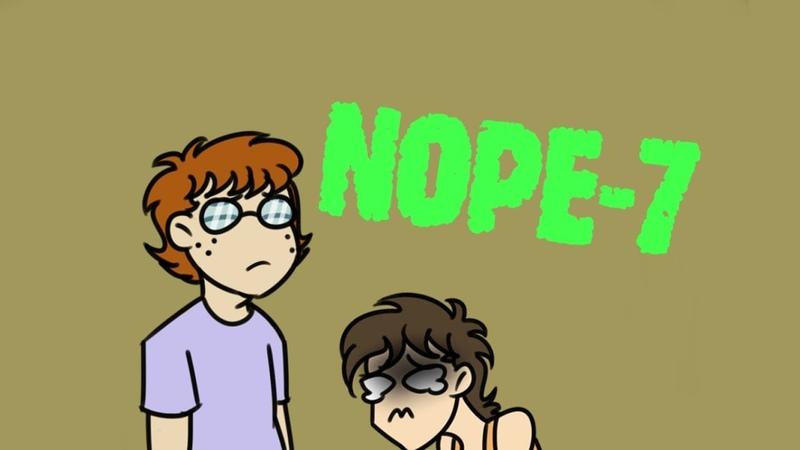 Nope-7 [Original mini-comic]