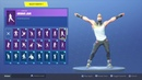 """*NEW* """"DRIFT"""" SKIN with 60+ DANCES/EMOTES (UPGRADABLE OUTFIT) 