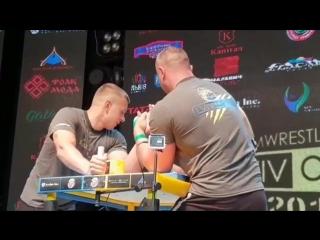 Oleg vs Pushkar Lviv Cup 2018 Final  ( PAL USA )
