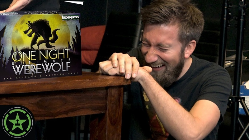 J'ACCUSES AND GIGGLE FITS One Night Ultimate Werewolf Let's Roll