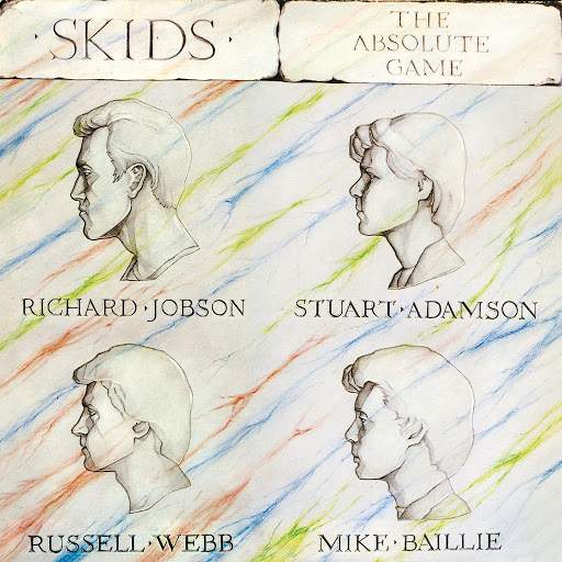 The Skids альбом The Absolute Game (+ Bonus Tracks)