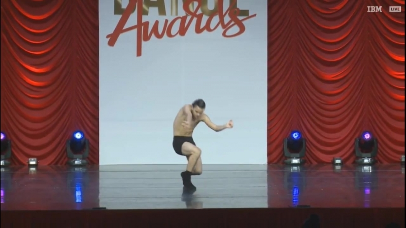 D'Angelo Castro - Religious Beggar (Recompete for Best Dancer)