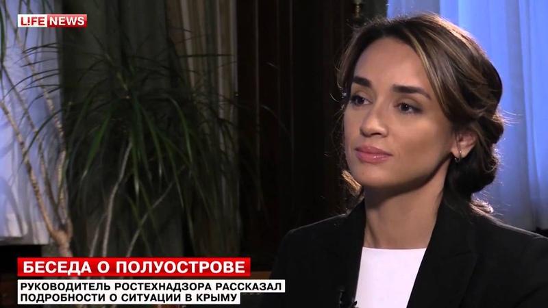 Руководитель Ростехнадзора рассказал подробности о ситуации в Крыму