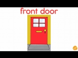 Learn Furniture Names and House Vocabulary by Elf Learning