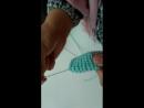 Урок 1 6 Завершаем вязать ножку соединительным полустолбиком