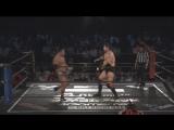 Shuji Ishikawa, Kohei Sato vs. Kazusada Higuchi, Yuki Iino (DDT - Fighting Beer Garden 2018 ~ DAMNATION Day)