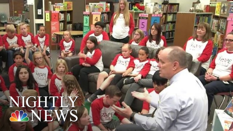 Suicide Intervention Program Hopes To Change How Kids Talk About Mental Illness   NBC Nightly News
