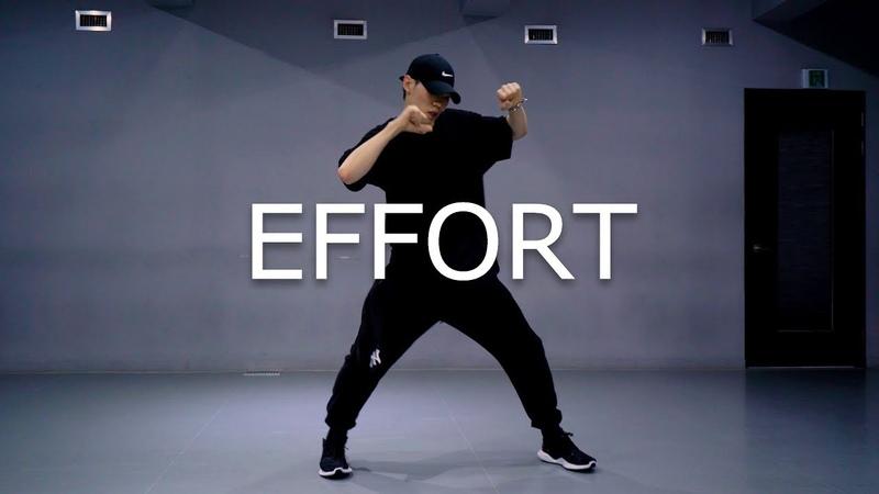 GZ - Effort (feat. Thatshymn) | UMAN CHOI choreography | Prepix Dance Studio