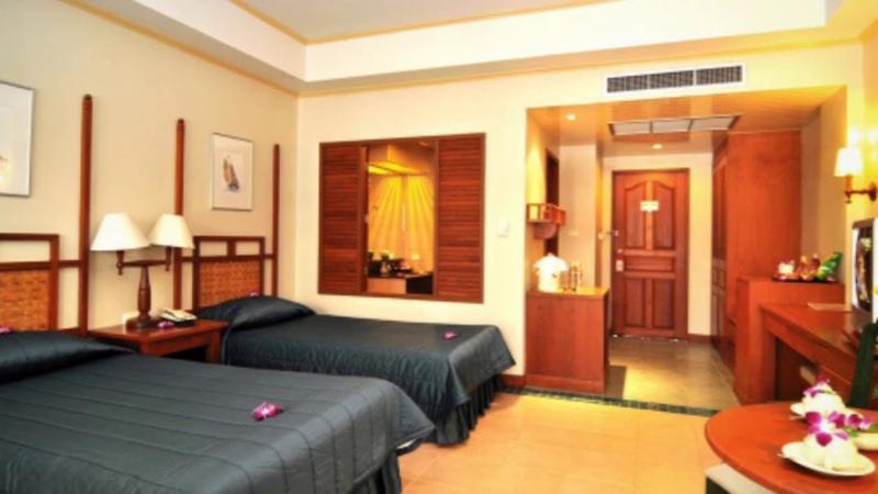 Карон Принцесс Отель KARON PRINCESS HOTEL Отзывы Обзор Пляж Карон Пхукет Таиланд
