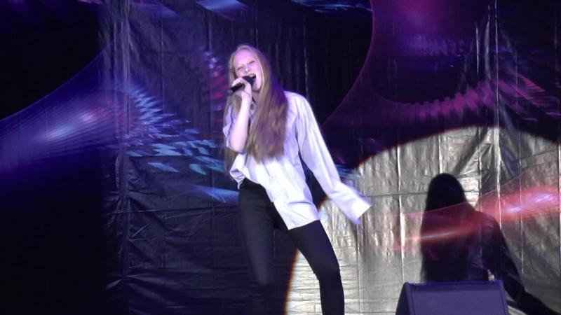 Виктория Трончук. Галла концерт.
