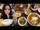 North Korean Cold Noodles in Chilled Broth BULGOGI!!
