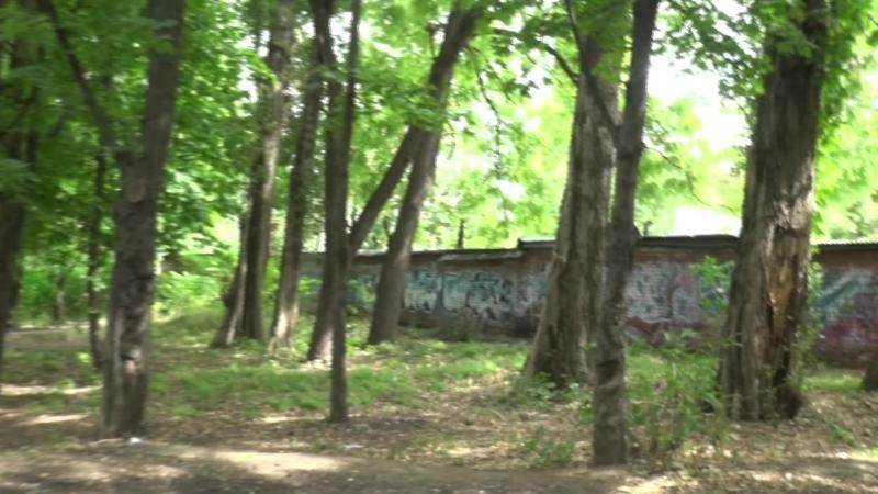 Озеро Карасун г Краснодар Дикий берег Дом призрак