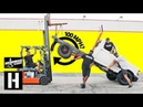 Forklift Holeshot Does a 100mph Drop Make you Faster