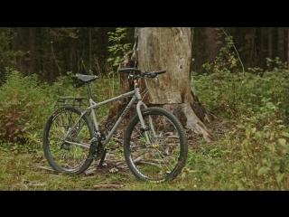 Туристический велосипед на базе Surly