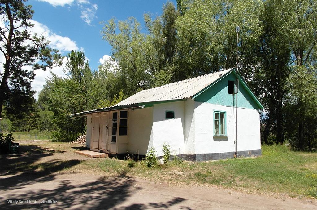 Коттедж пансионата, Иссык-Куль