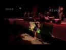 Zalon Thompson and Amy Winehouse