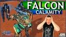 War Robots Falcon на Calamity Mk2