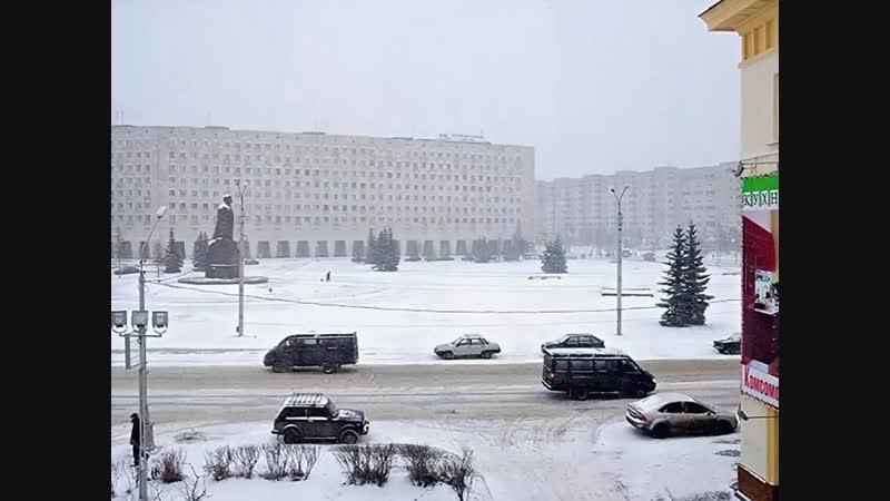 Перезимуем Архангельск